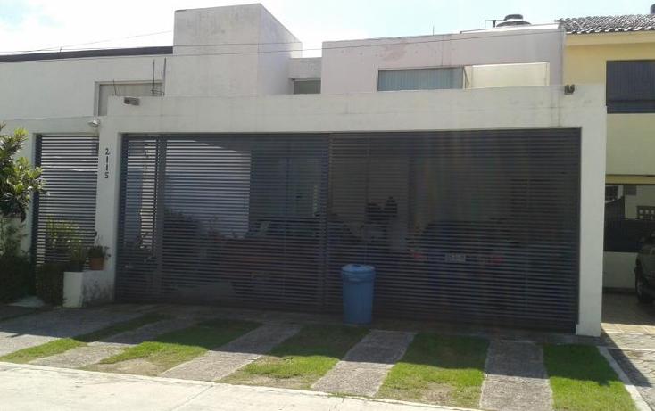 Foto de casa en venta en  , zerezotla, san pedro cholula, puebla, 1538794 No. 01