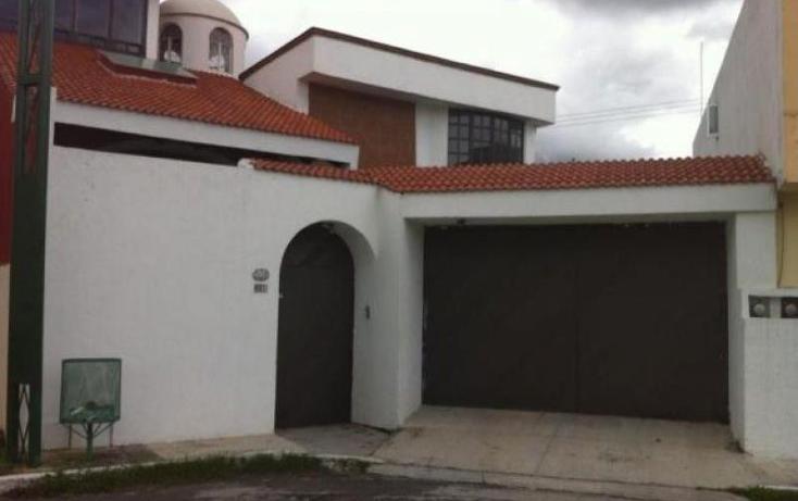 Foto de casa en venta en  , zerezotla, san pedro cholula, puebla, 1805390 No. 01