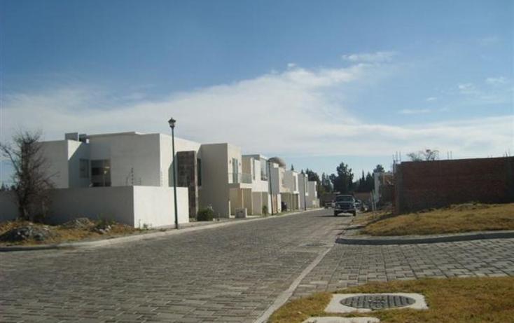 Foto de terreno habitacional en venta en  , zerezotla, san pedro cholula, puebla, 894195 No. 03