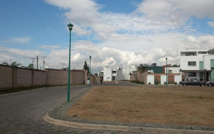 Foto de terreno habitacional en venta en  , zerezotla, san pedro cholula, puebla, 971713 No. 01