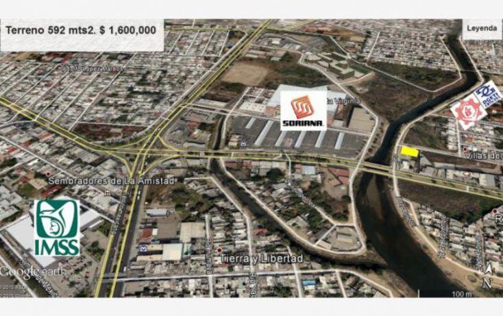 Foto de terreno habitacional en venta en zeus 1, villas del estero, mazatlán, sinaloa, 1559268 no 08