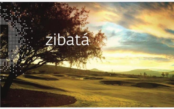 Foto de terreno habitacional en venta en zibata 00, desarrollo habitacional zibata, el marqués, querétaro, 2039824 No. 01