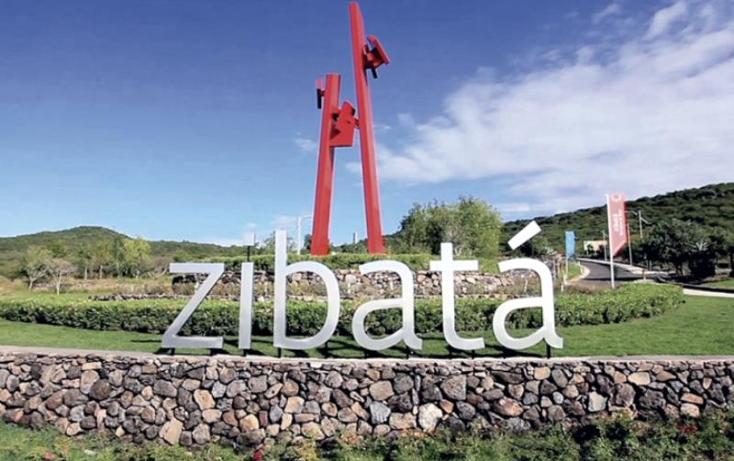 Foto de terreno habitacional en venta en zibata 00, desarrollo habitacional zibata, el marqués, querétaro, 2039824 No. 03