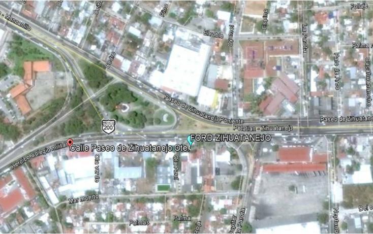 Foto de terreno habitacional en venta en  , zihuatanejo centro, zihuatanejo de azueta, guerrero, 1700644 No. 02