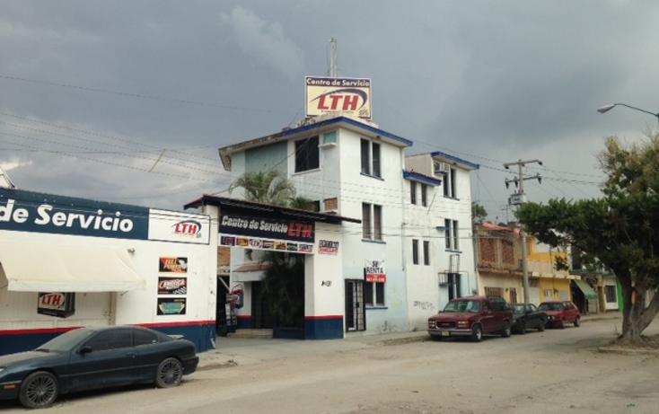 Foto de edificio en renta en  , zocotumbak, tuxtla gutiérrez, chiapas, 1489089 No. 01