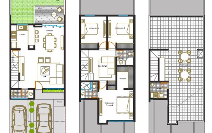 Foto de casa en venta en  , zona cementos atoyac, puebla, puebla, 1274881 No. 02