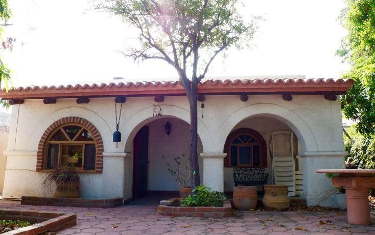 Foto de casa en venta en  , zona central, la paz, baja california sur, 1039591 No. 01