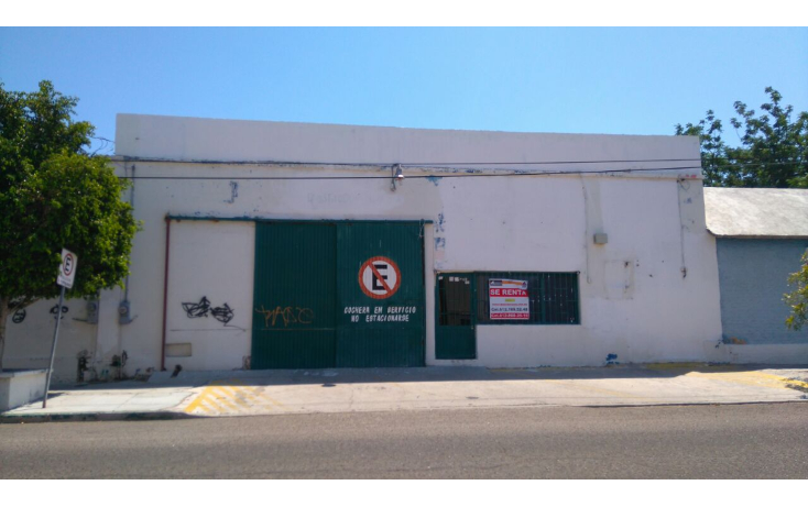 Foto de nave industrial en renta en  , zona central, la paz, baja california sur, 1043549 No. 01