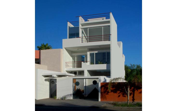 Foto de casa en venta en  , zona central, la paz, baja california sur, 1293817 No. 01