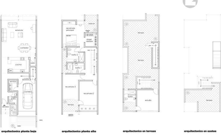 Foto de casa en venta en  , zona central, la paz, baja california sur, 1293817 No. 11