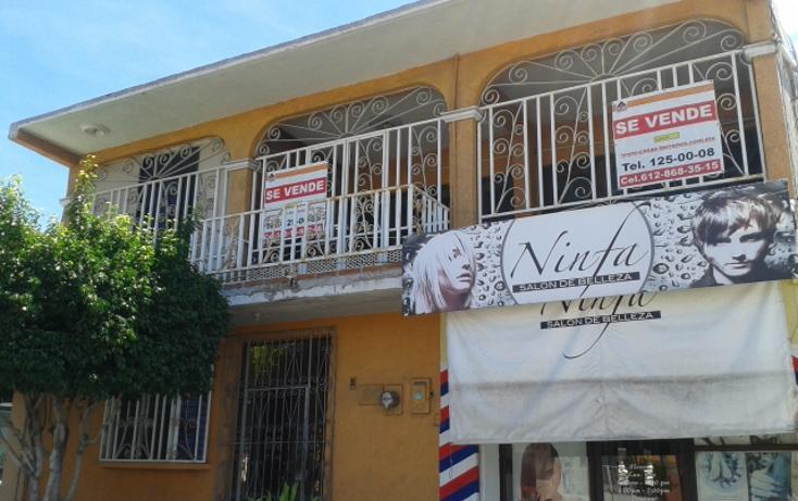 Foto de casa en venta en  , zona central, la paz, baja california sur, 1404721 No. 01