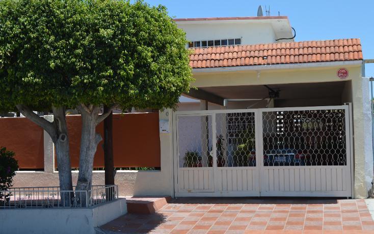 Foto de casa en venta en  , zona central, la paz, baja california sur, 1821330 No. 01