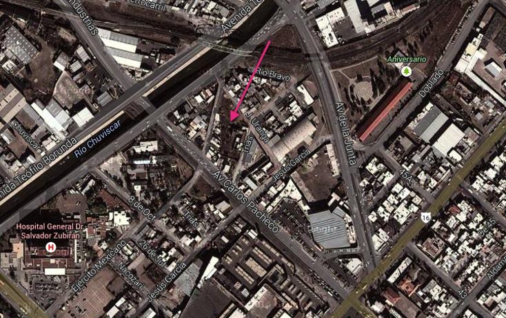 Foto de terreno comercial en venta en  , zona centro, chihuahua, chihuahua, 1060973 No. 01