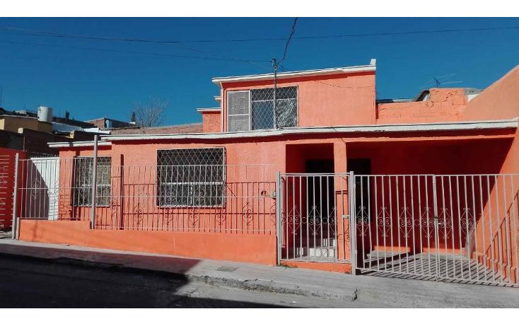 Foto de casa en venta en  , zona centro, chihuahua, chihuahua, 1082855 No. 01