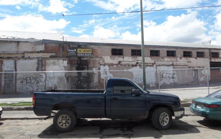 Foto de nave industrial en venta en  , zona centro, chihuahua, chihuahua, 1109105 No. 01