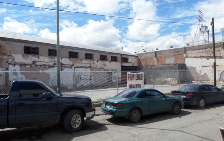 Foto de nave industrial en venta en  , zona centro, chihuahua, chihuahua, 1109105 No. 02