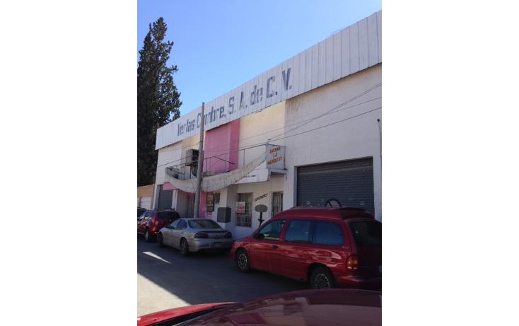 Foto de nave industrial en venta en  , zona centro, chihuahua, chihuahua, 1135475 No. 01
