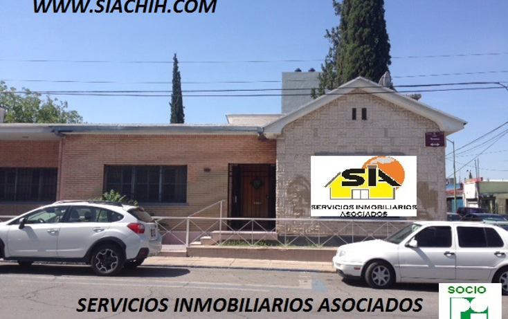 Foto de oficina en venta en  , zona centro, chihuahua, chihuahua, 1330939 No. 02
