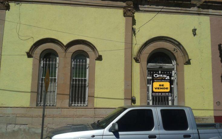 Foto de casa en venta en, zona centro, chihuahua, chihuahua, 1420053 no 01