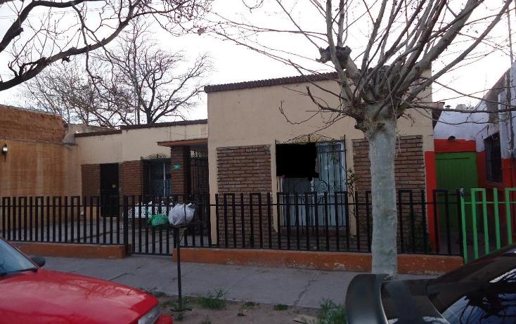 Foto de casa en venta en  , zona centro, chihuahua, chihuahua, 1448569 No. 01