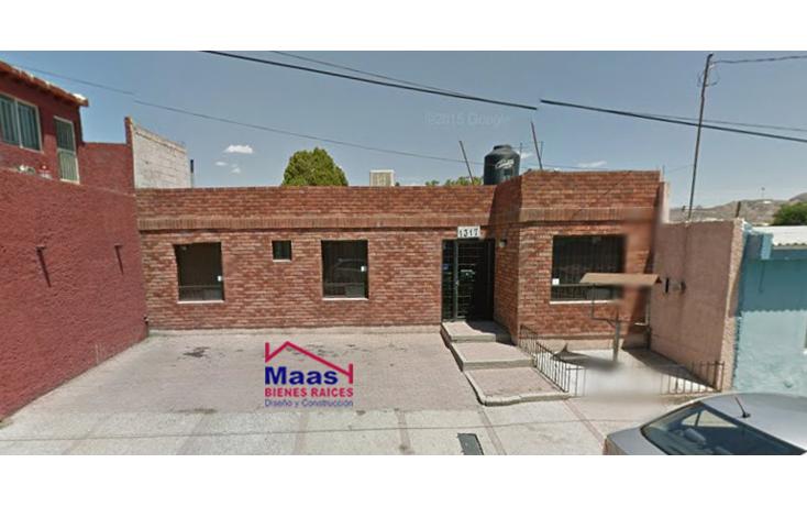 Foto de casa en venta en  , zona centro, chihuahua, chihuahua, 1691578 No. 01