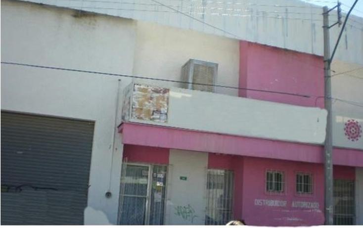 Foto de nave industrial en venta en  , zona centro, chihuahua, chihuahua, 1696046 No. 01