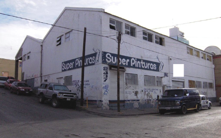 Foto de nave industrial en renta en  , zona centro, chihuahua, chihuahua, 1868826 No. 01