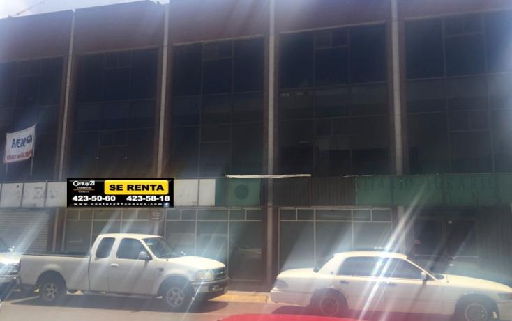 Foto de oficina en renta en  , zona centro, chihuahua, chihuahua, 2029808 No. 01