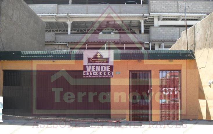 Foto de casa en venta en  , zona centro, chihuahua, chihuahua, 531908 No. 01