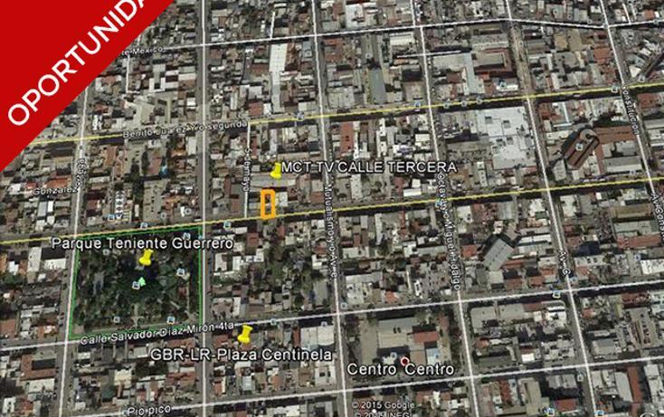 Foto de terreno habitacional en venta en  , zona centro, tijuana, baja california, 1227403 No. 01