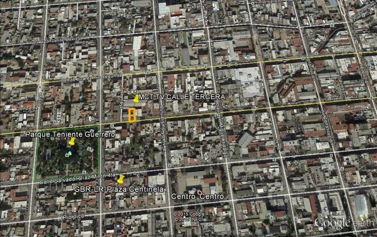 Foto de terreno habitacional en venta en  , zona centro, tijuana, baja california, 1227403 No. 02
