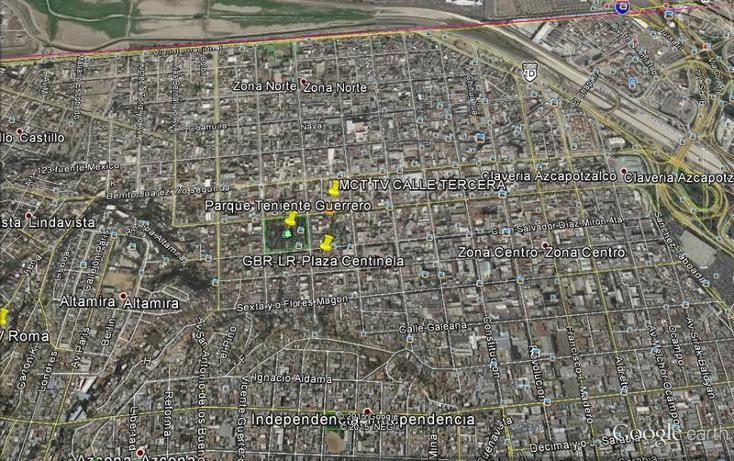 Foto de terreno habitacional en venta en  , zona centro, tijuana, baja california, 1227403 No. 03