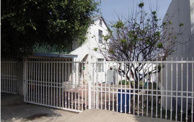 Foto de casa en venta en  , zona centro, tijuana, baja california, 914345 No. 01