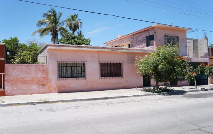 Foto de casa en venta en  , zona comercial, la paz, baja california sur, 1249077 No. 01