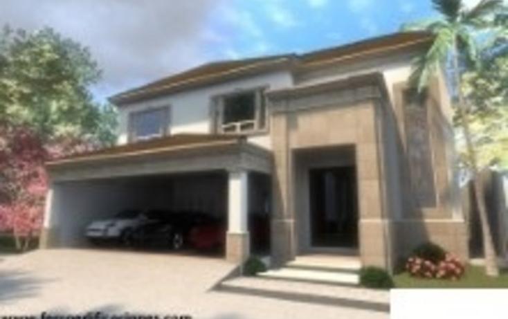 Foto de casa en venta en  , zona de los callejones, san pedro garza garcía, nuevo león, 1140517 No. 01