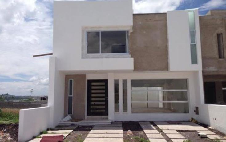Foto de casa en venta en  , zona este milenio iii, el marqués, querétaro, 822483 No. 01