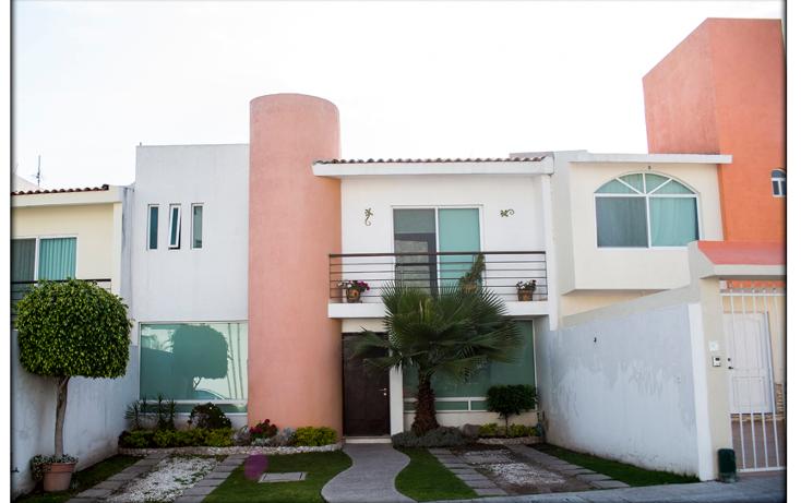 Foto de casa en venta en  , zona este milenio iii, el marqués, querétaro, 944969 No. 01