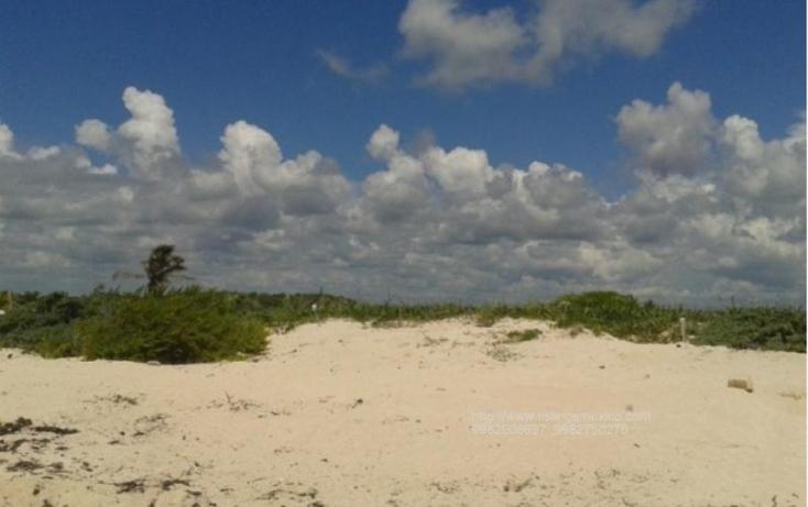 Foto de terreno habitacional en venta en zona federal maritima terrestre 2, puerto morelos, benito juárez, quintana roo, 480728 No. 04