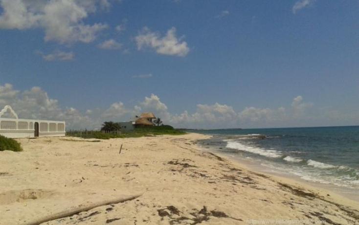 Foto de terreno habitacional en venta en zona federal maritima terrestre 2, puerto morelos, benito juárez, quintana roo, 480728 No. 06