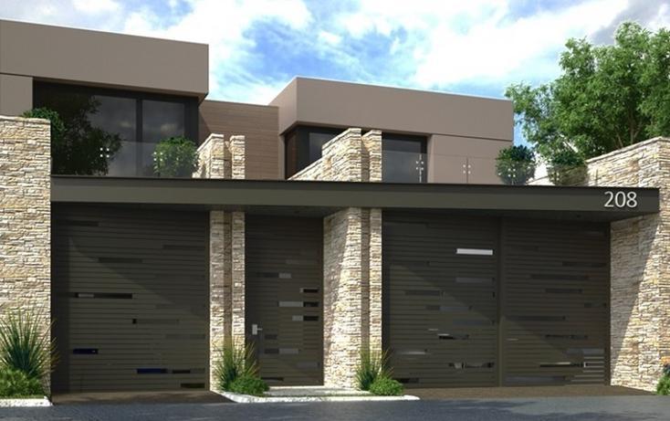 Foto de casa en venta en  , zona fuentes del valle, san pedro garza garcía, nuevo león, 929483 No. 01