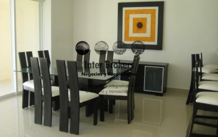 Foto de departamento en renta en  , zona hotelera, benito juárez, quintana roo, 1043661 No. 01