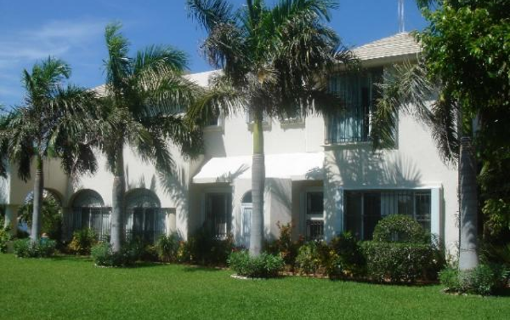 Foto de casa en venta en  , zona hotelera, benito juárez, quintana roo, 1056525 No. 01