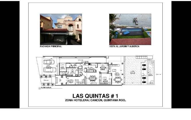 Foto de casa en venta en  , zona hotelera, benito juárez, quintana roo, 1056781 No. 01