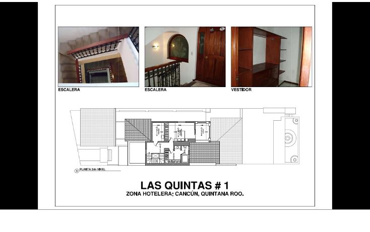 Foto de casa en venta en  , zona hotelera, benito juárez, quintana roo, 1056781 No. 02