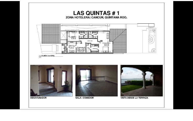 Foto de casa en venta en  , zona hotelera, benito juárez, quintana roo, 1056781 No. 03