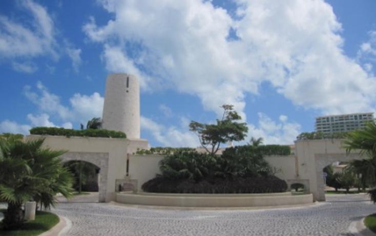 Foto de terreno habitacional en venta en  , zona hotelera, benito juárez, quintana roo, 1062711 No. 01