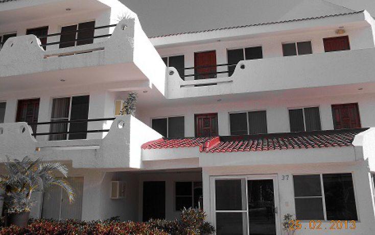 Foto de departamento en renta en, zona hotelera, benito juárez, quintana roo, 1087995 no 01