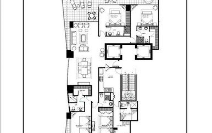 Foto de departamento en renta en, zona hotelera, benito juárez, quintana roo, 1088281 no 11