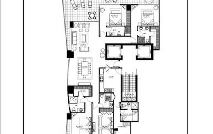 Foto de departamento en renta en, zona hotelera, benito juárez, quintana roo, 1088997 no 11