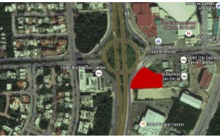 Foto de terreno habitacional en venta en  , zona hotelera, benito juárez, quintana roo, 1093583 No. 01
